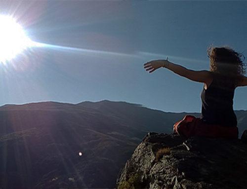 ORIGEN (retorno al Movimiento Natural). Agosto en Alpujarras
